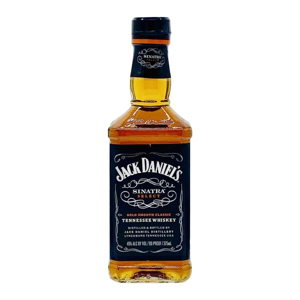 Jack daniels sinatra select tennessee whiskey 375 ml