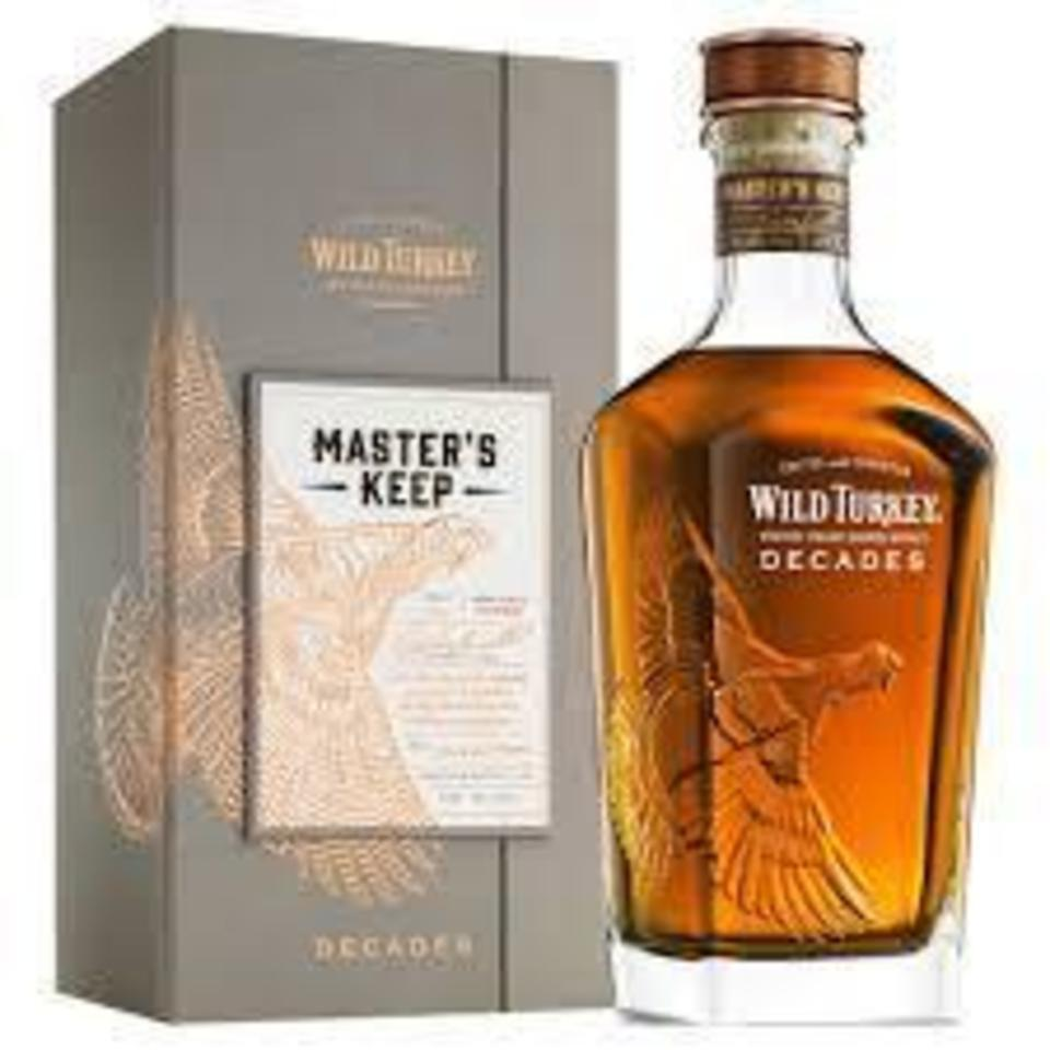 Wild Turkey Masters Keep Decades