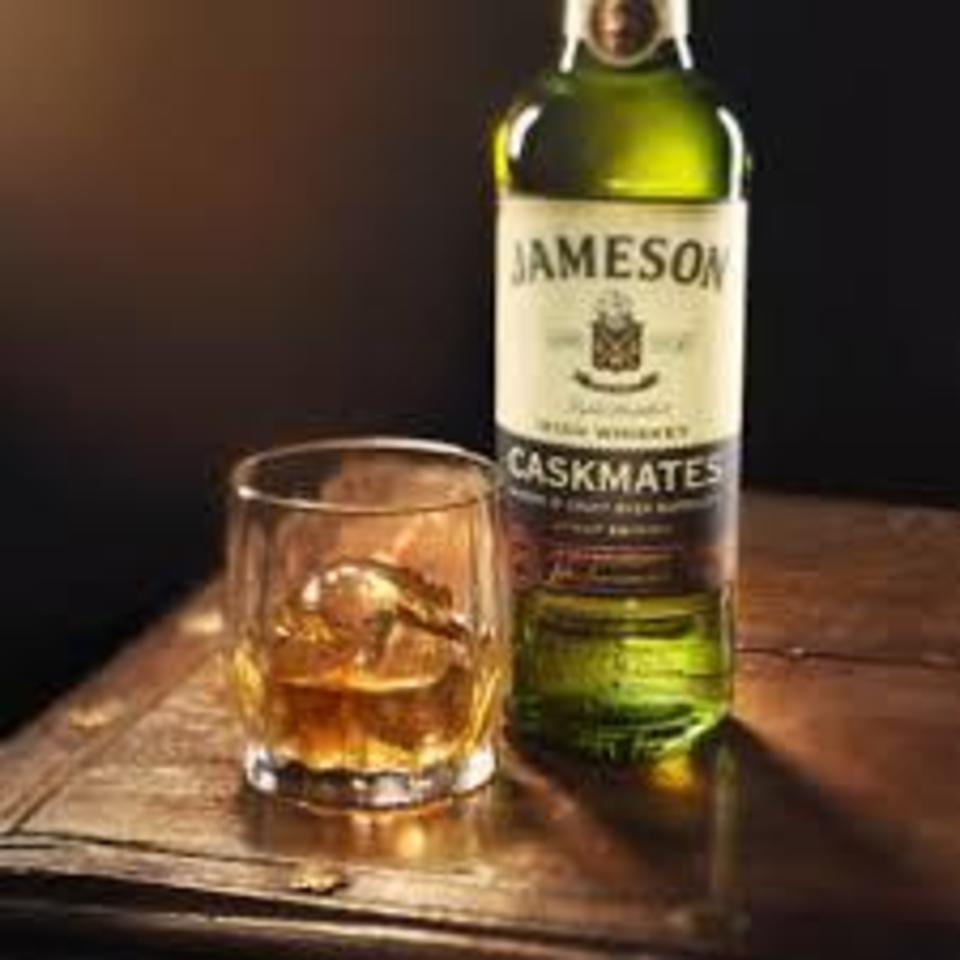 Jameson Irish Whiskey Caskmates