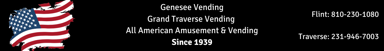 Genesee Vending/All American Amusement