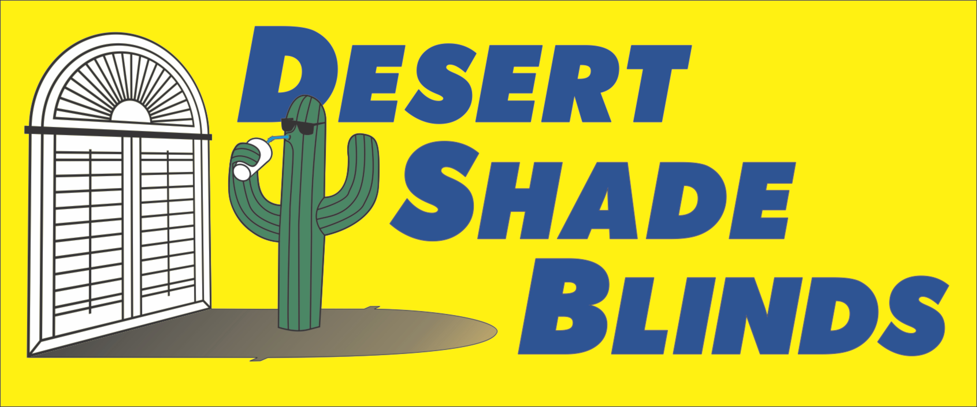 Desert Shade Blinds