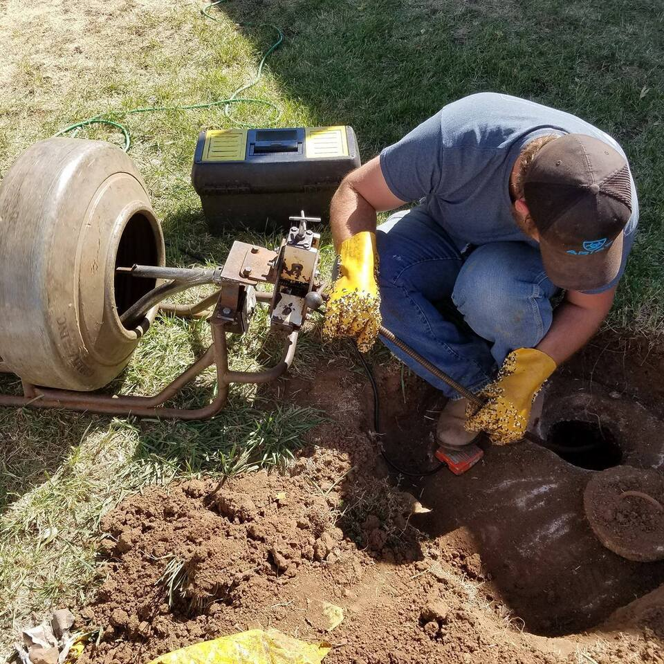 Drain cleaning in Meridian