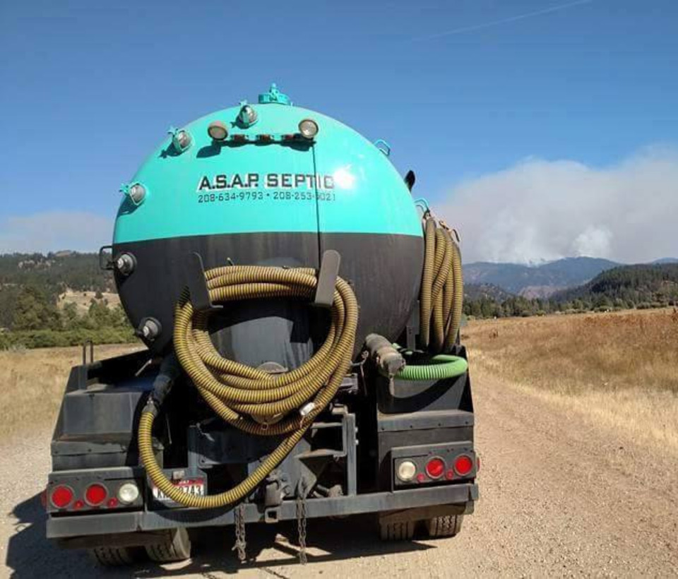 Hydro-jetting and septic system service in boise