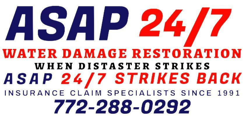 ASAP Water Damage Restoration