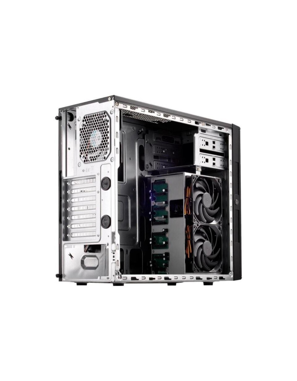 Silverstone case nas midtower cs380b