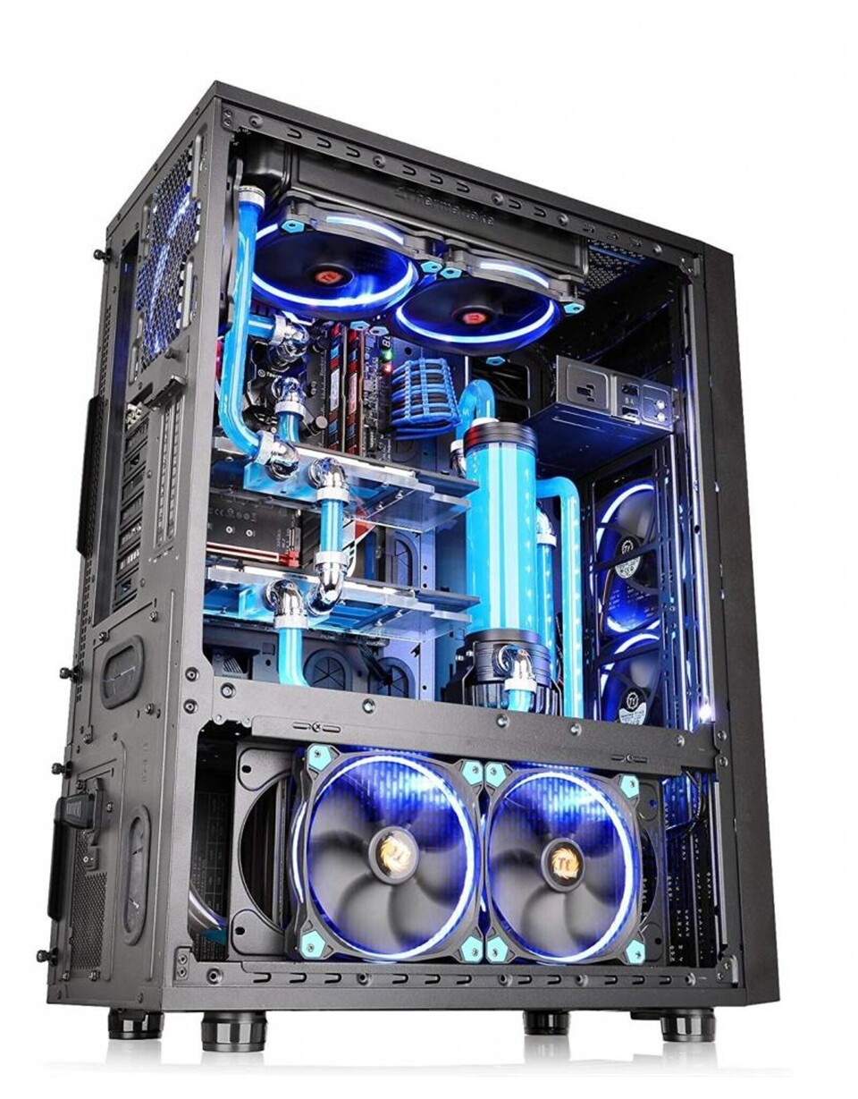 Thermaltake thermaltake x71 tempered full