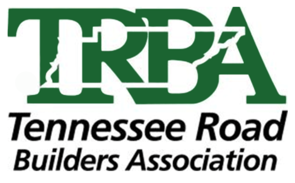 Tennessee road builders association logo