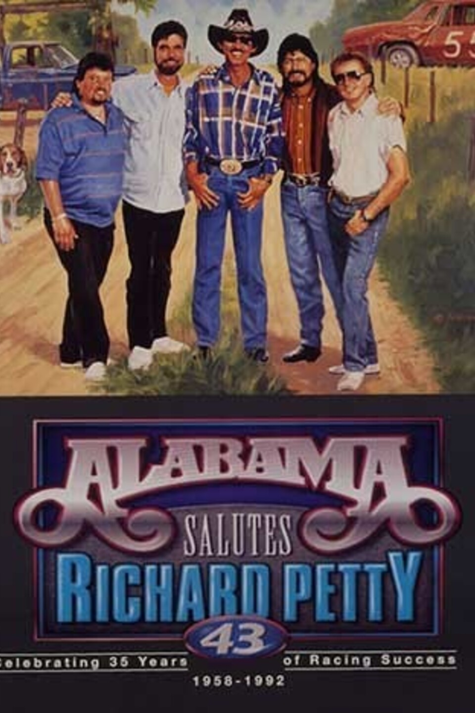 Richard petty alabama poster20170808 15799 1t7vzn8