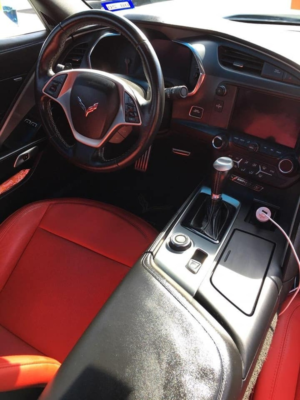 Interior Detailing in Houston