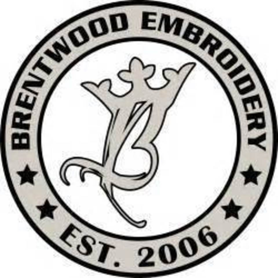 Brentwood embroidery logo20180411 21171 1xqmob3
