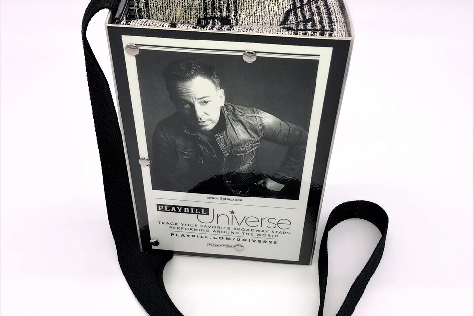Handbag bruce springsteen   back (1)