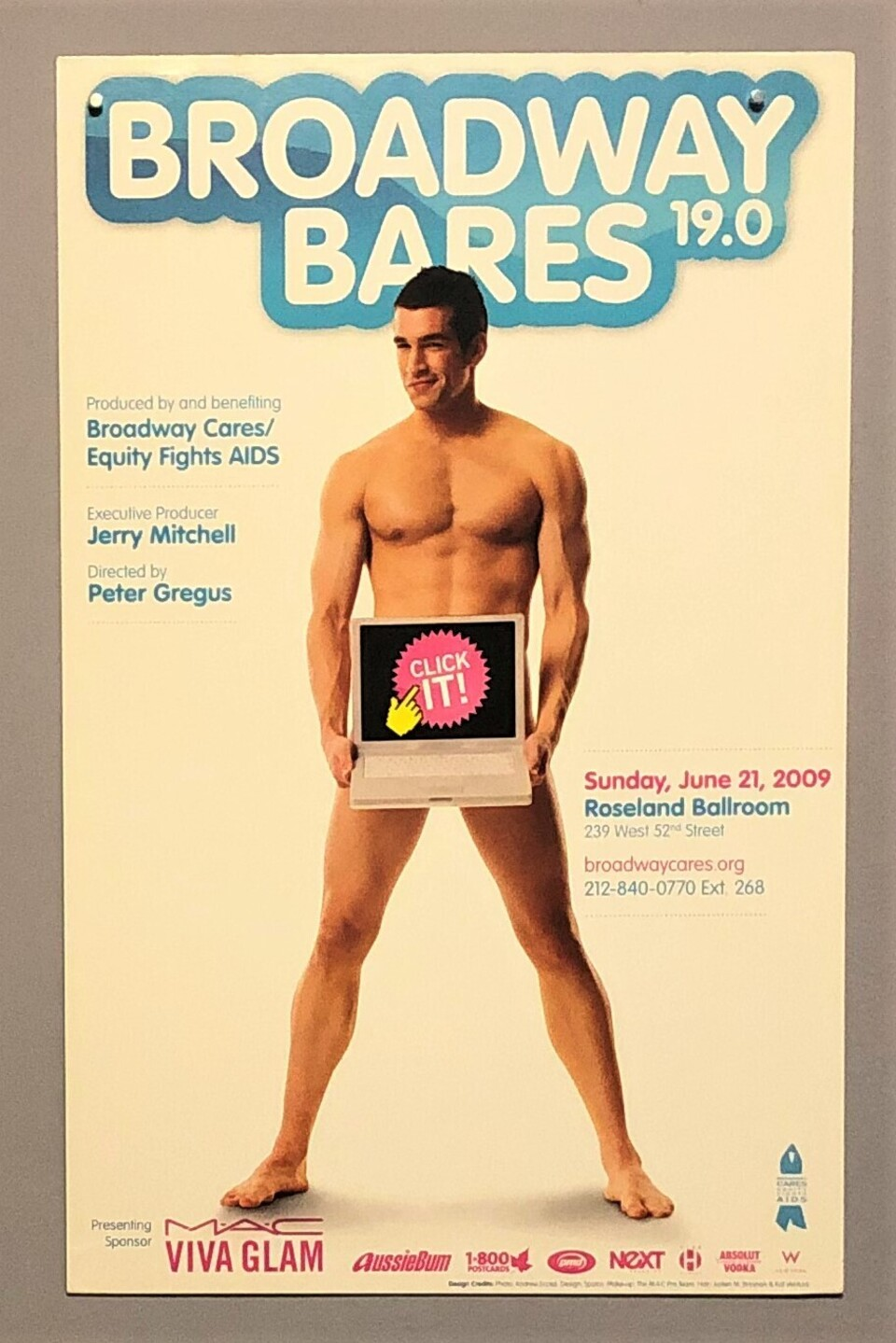 Theater broadway bares 2009