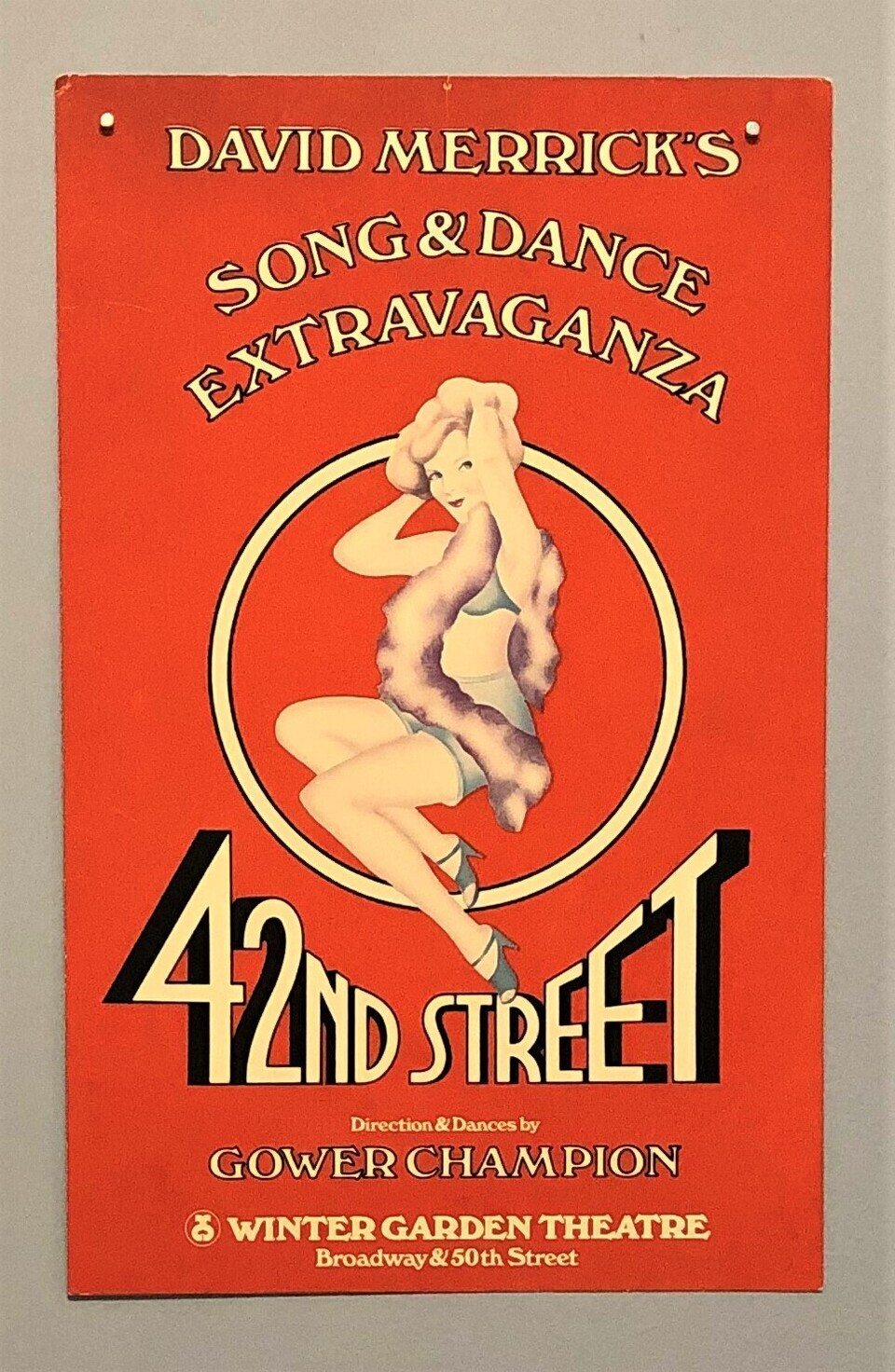Theater 42nd street