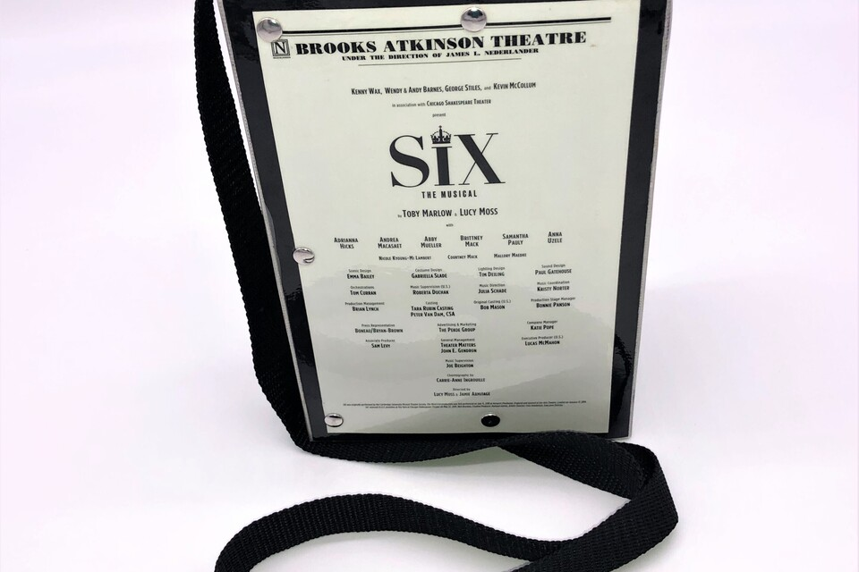 Handbag six  back