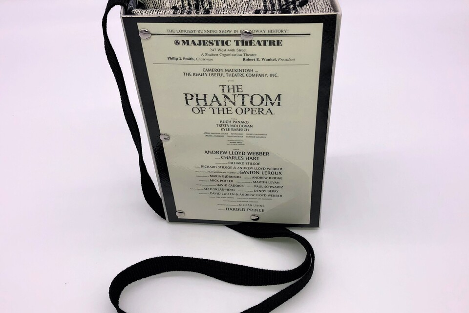 Handbag phantom   back