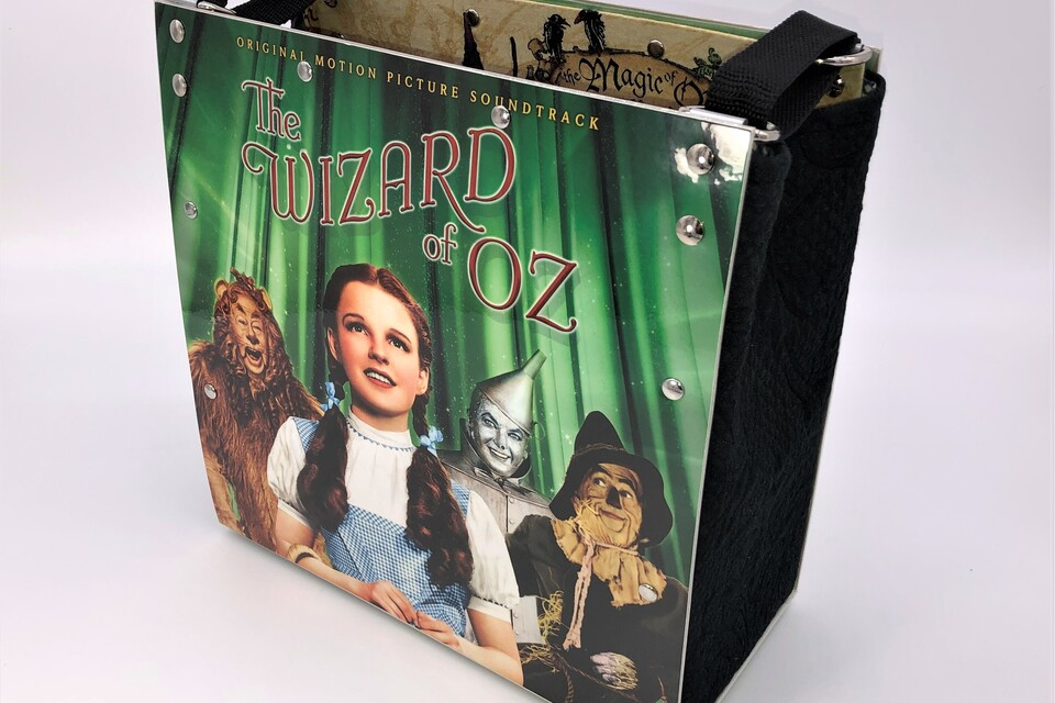 Tote wizard of oz   front