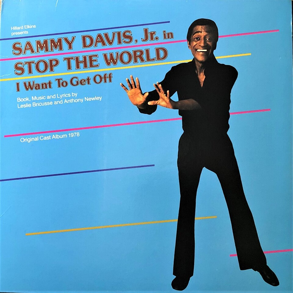 Record stop the world i want to get off