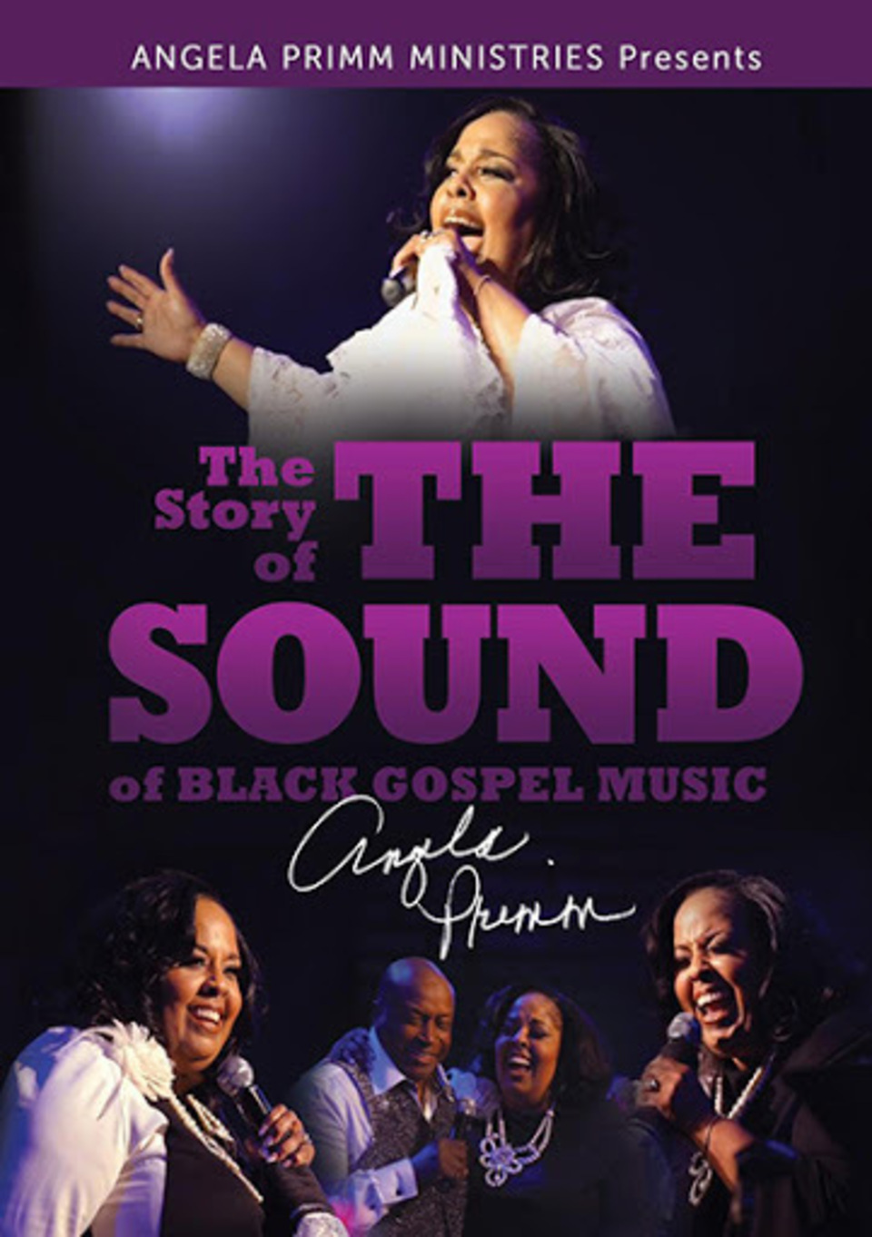 Angela primm story of the sound of black gospel music