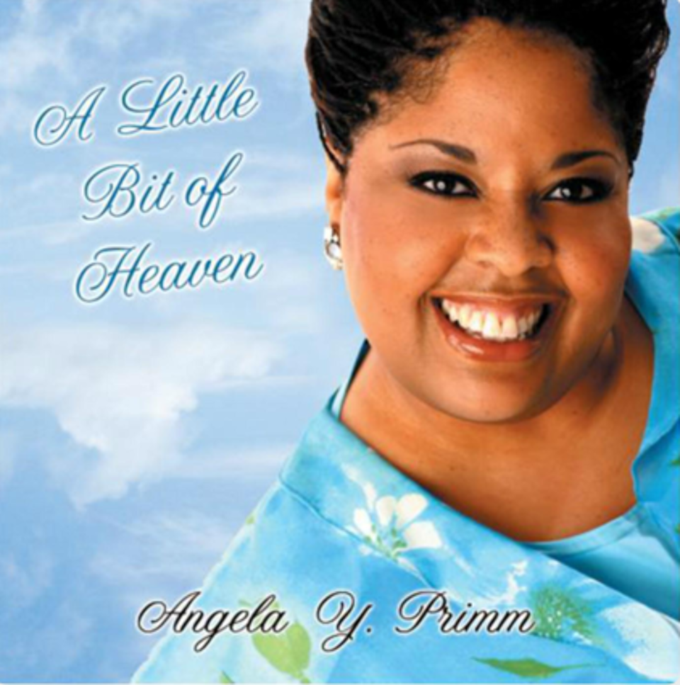 Angela primm a little bit of heaven