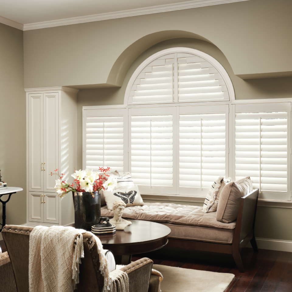 Custom Designed Shutters in Meridian, Idaho
