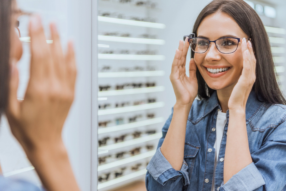 Prescription Glasses Fittings in Boise