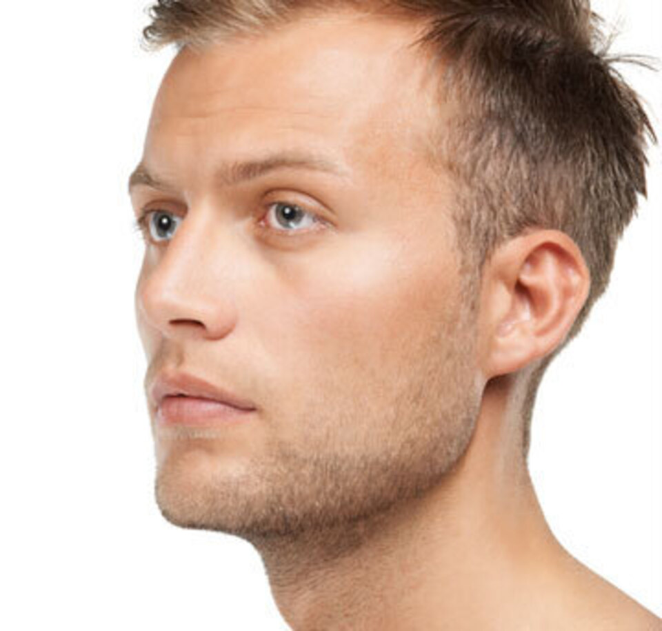 Nose surgery for men