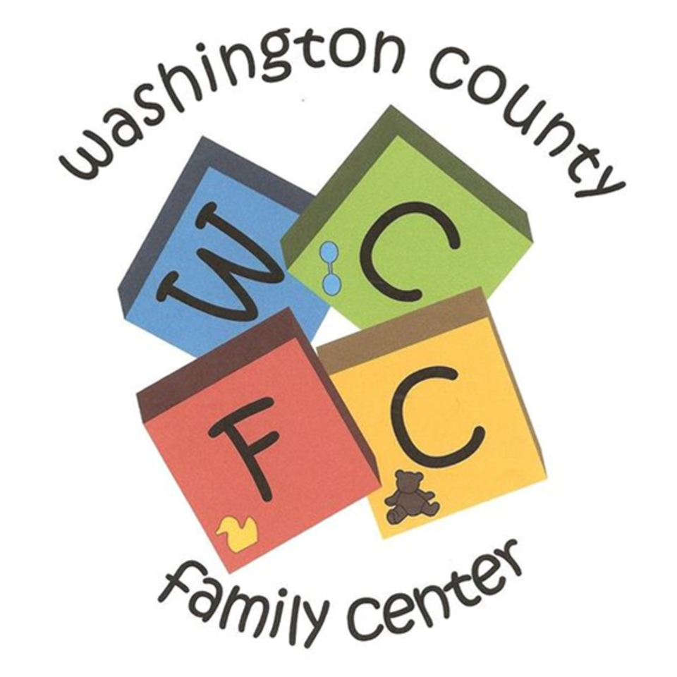 Washington county family center logo