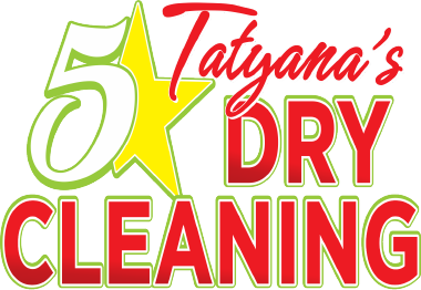 Tatyana's 5 Star Dry Cleaners & Alterations