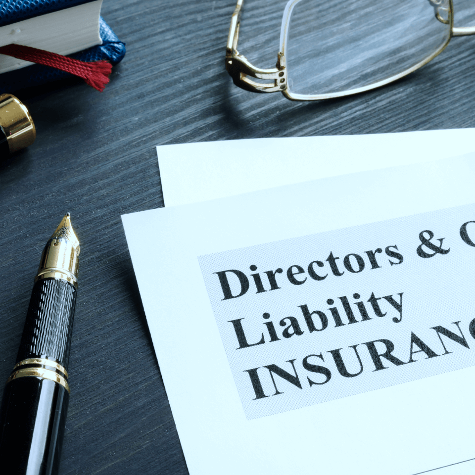 What does directors and officers insurance cover