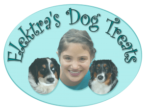 Elektra's Dog Treats