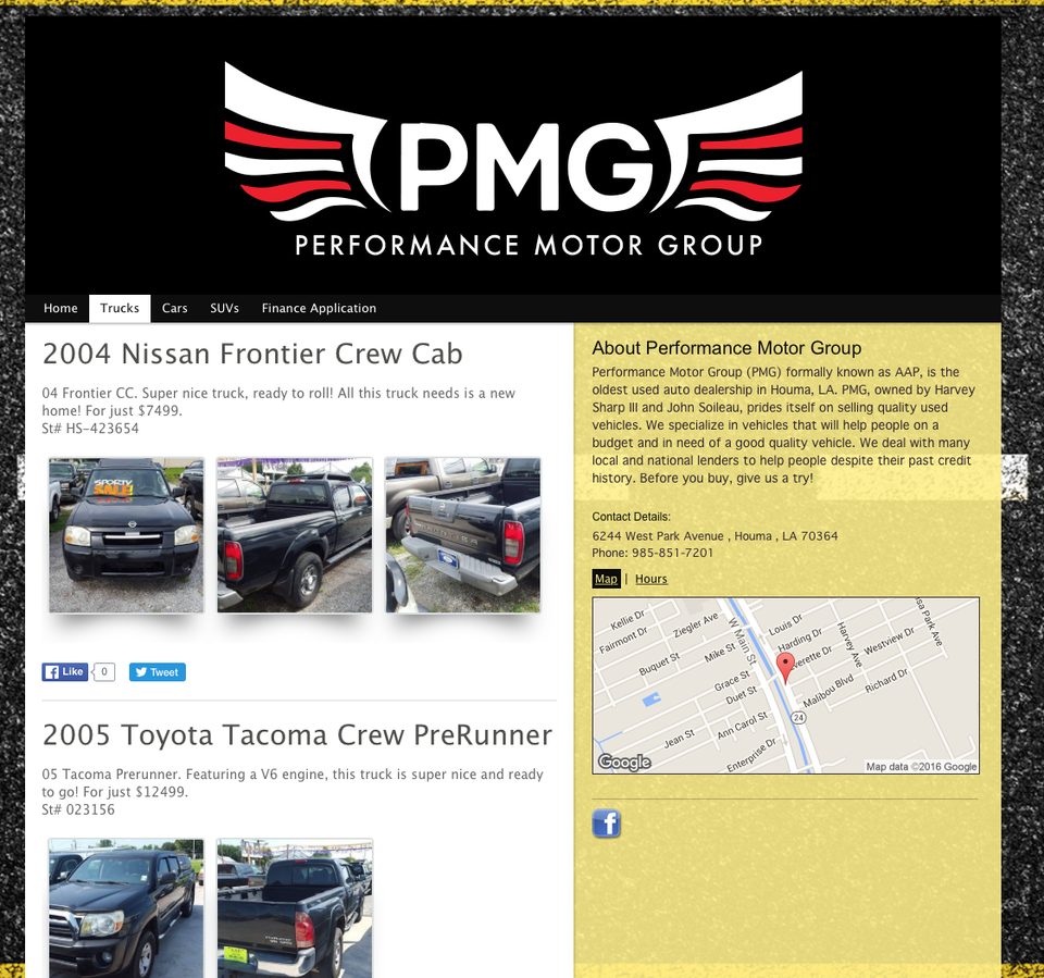 Performance Motor Group