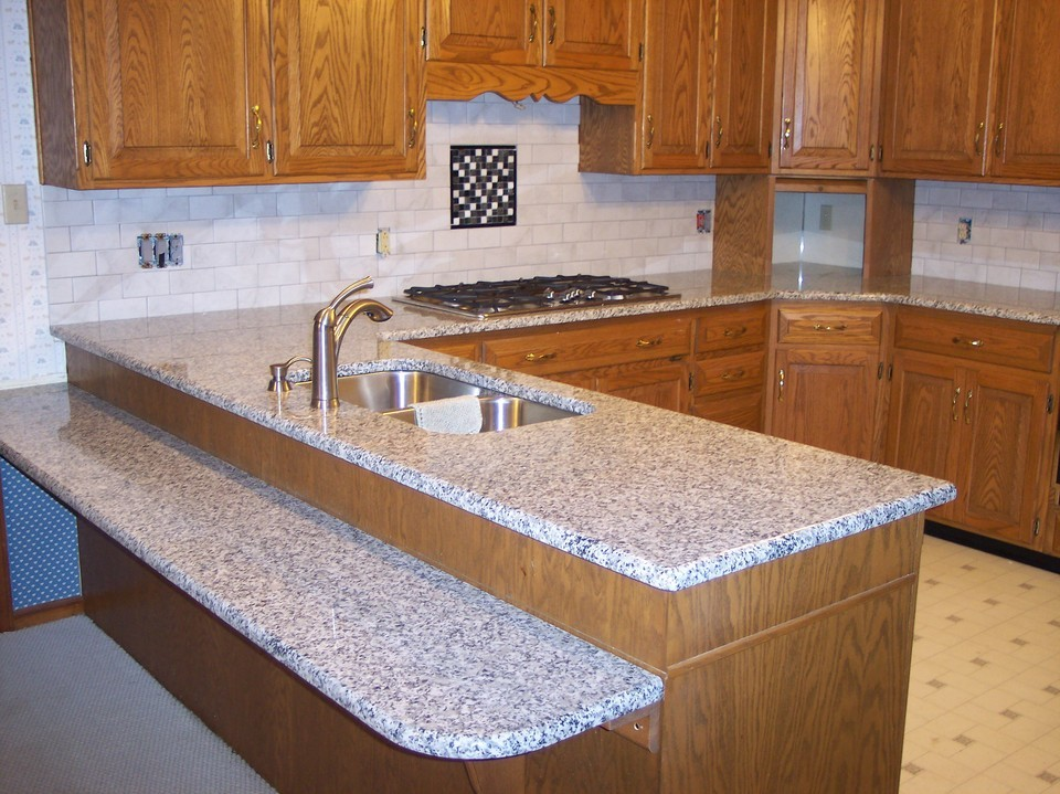 pearl sill countertops luna portfolio installation granite kitchen in window with countertop