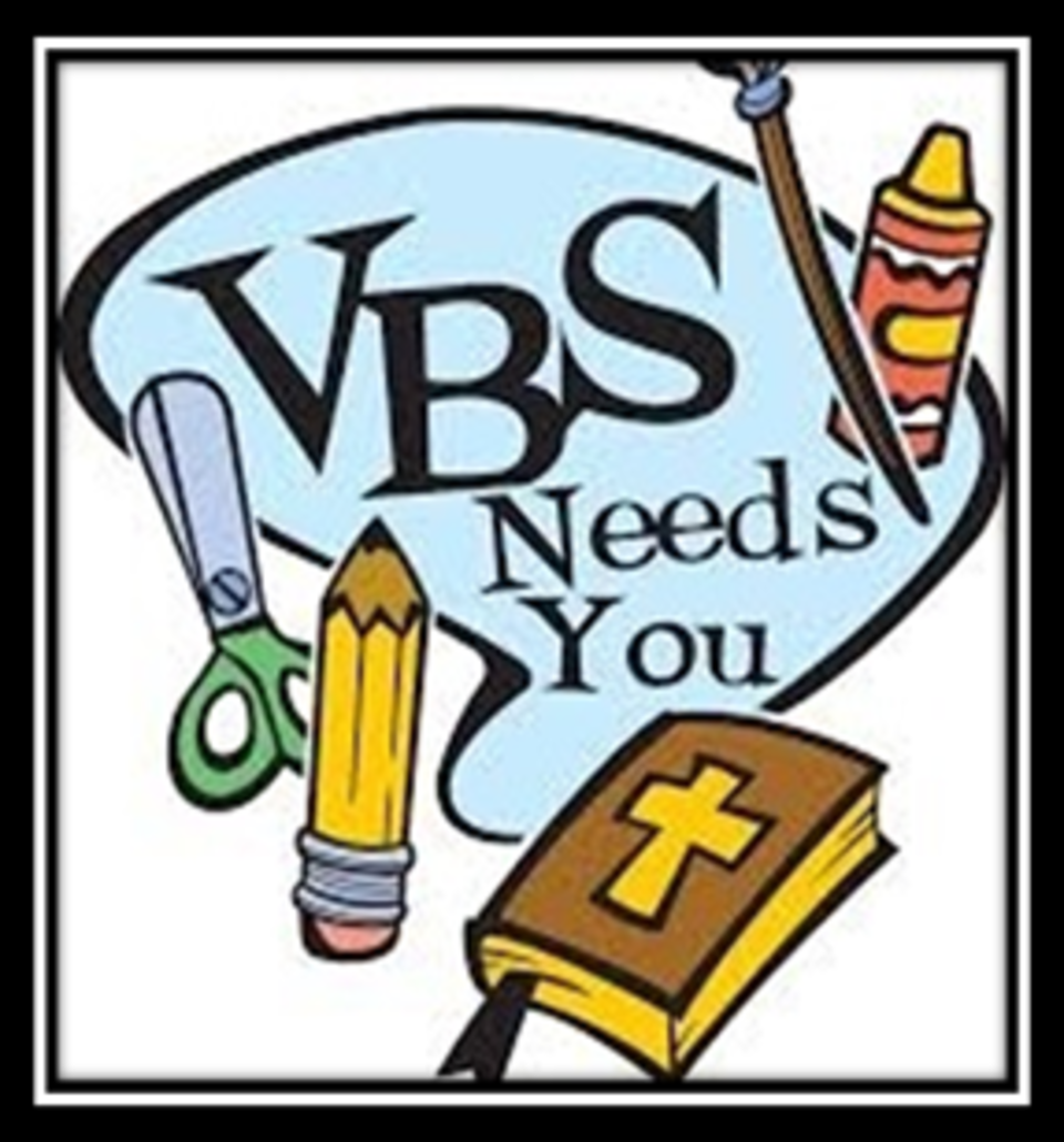 VBS 2018      June  4th- 7th