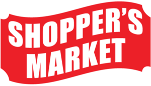 Shopper's market logo