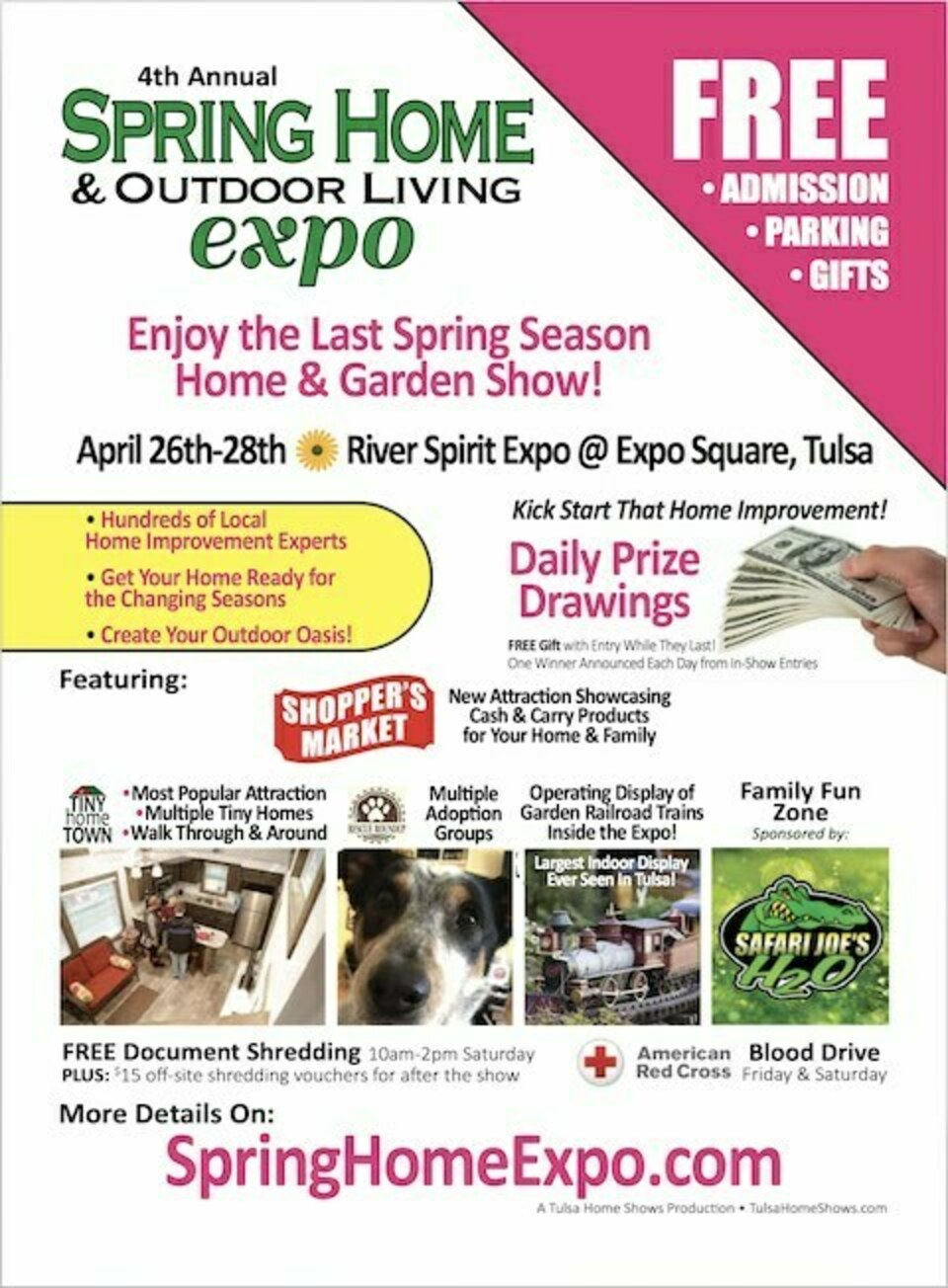 Spring home expo 2019 show guide cover
