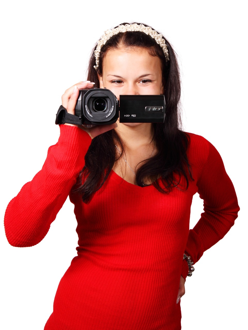 Woman with video camera 18738220161216 10512 1isils7