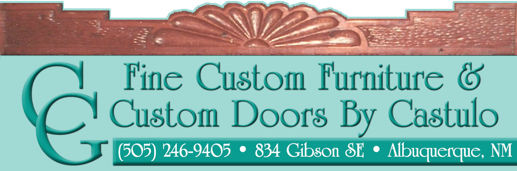 Fine Custom Furniture & Doors