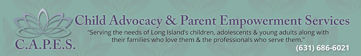 CAPES: Child Advocacy & Parent Empowerment Services