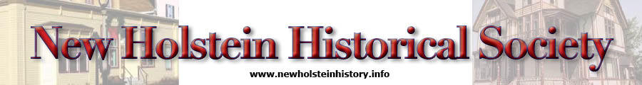 New Holstein Historical Society