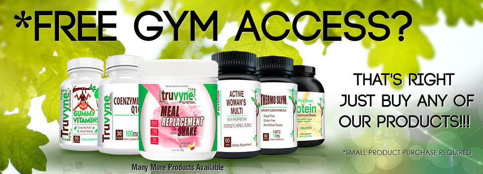 SHOP OUR TRUVYNE NUTRITION STORE           (Click Image)