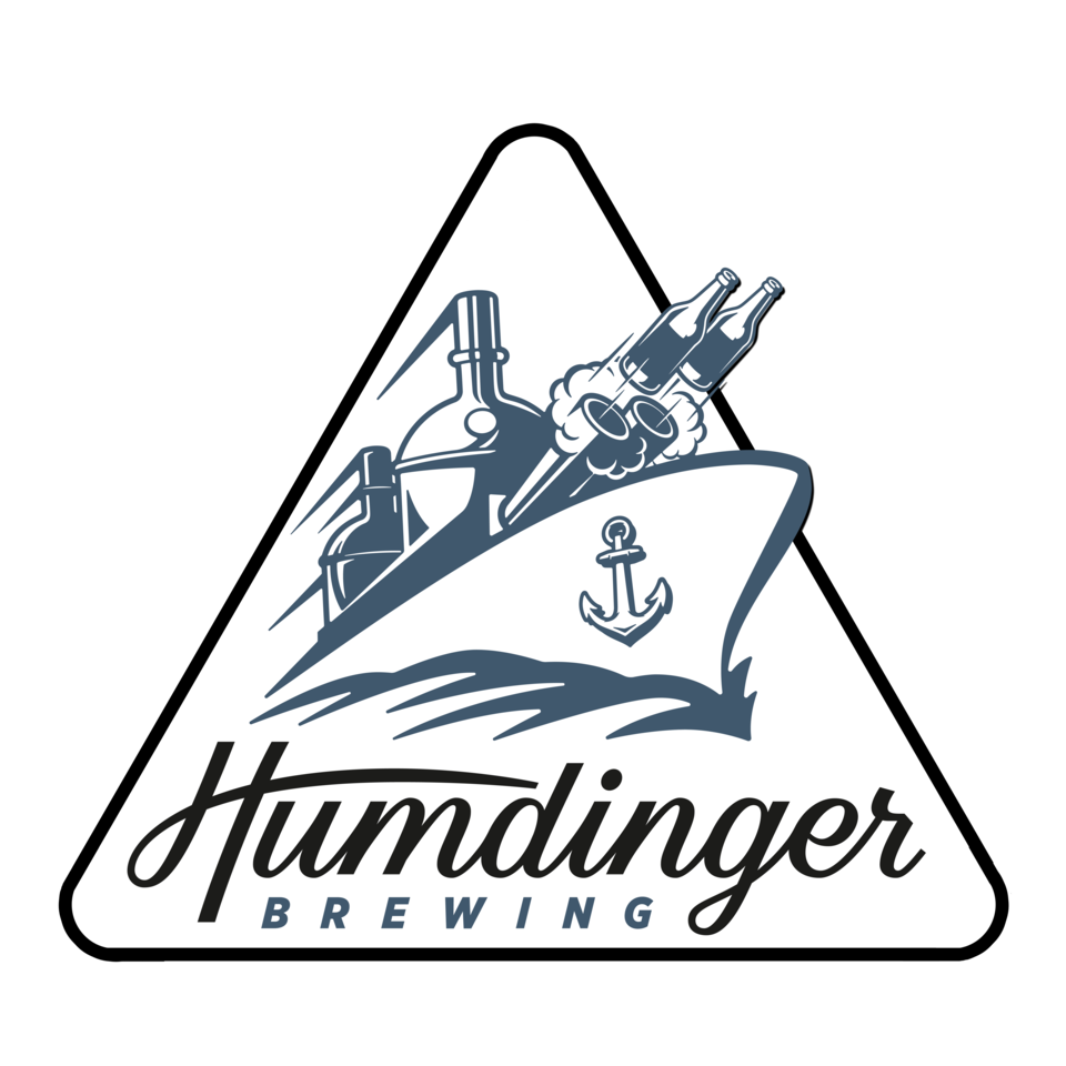 Humdinger triangle white background inside only
