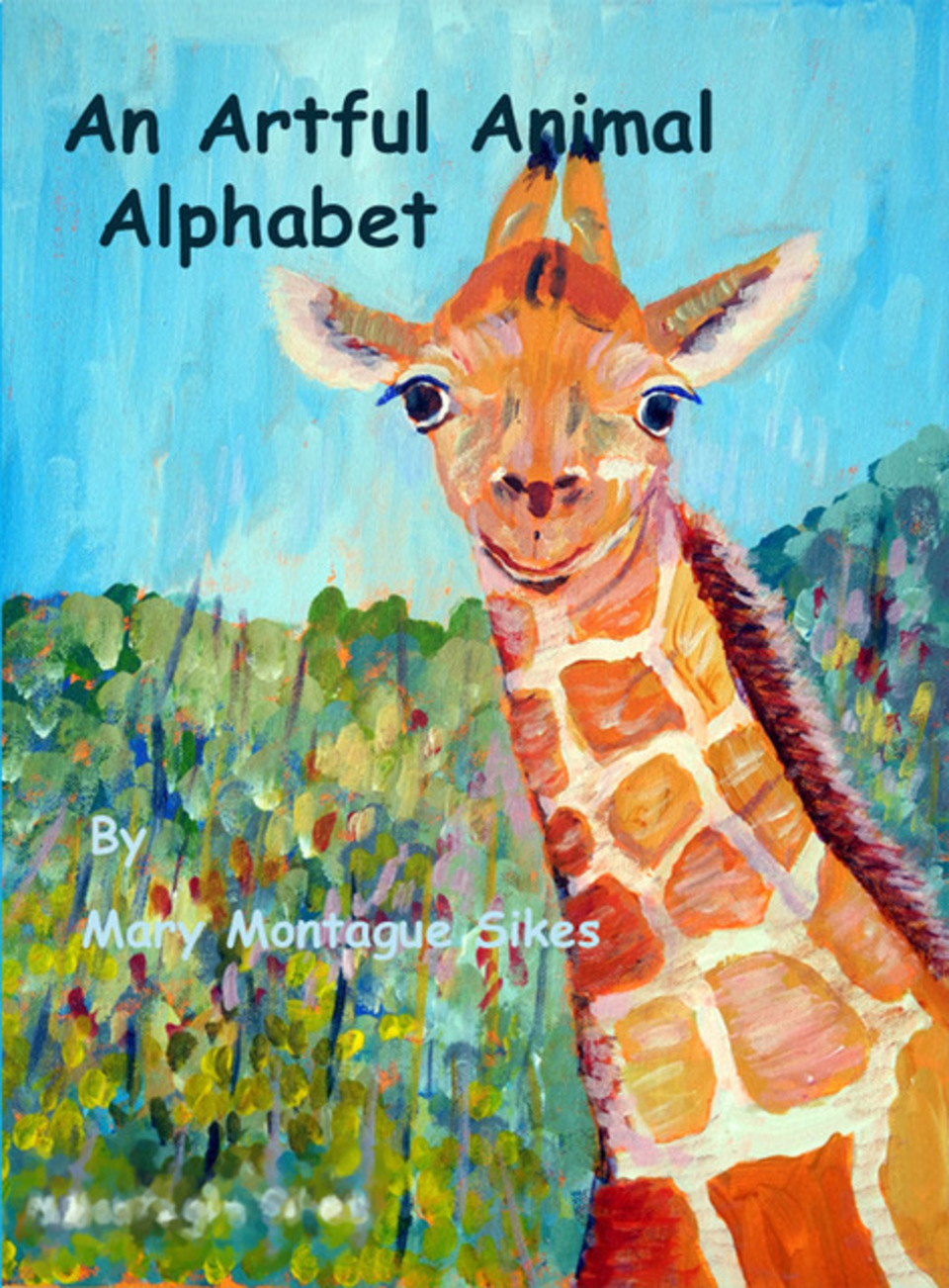 An Artful Animal Alphabet