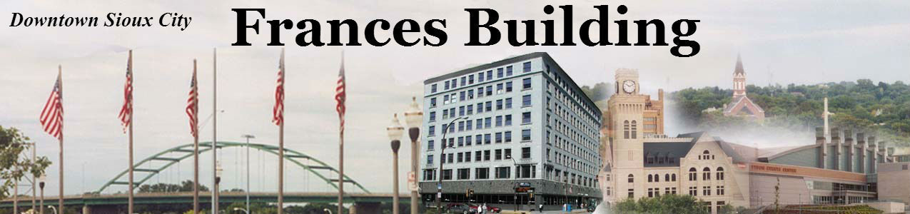 Frances Building Business Office