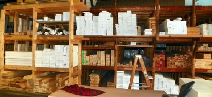 Pepin Lumber Yard And Country Gift Store