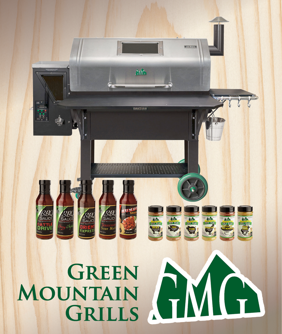 Green mountain grills