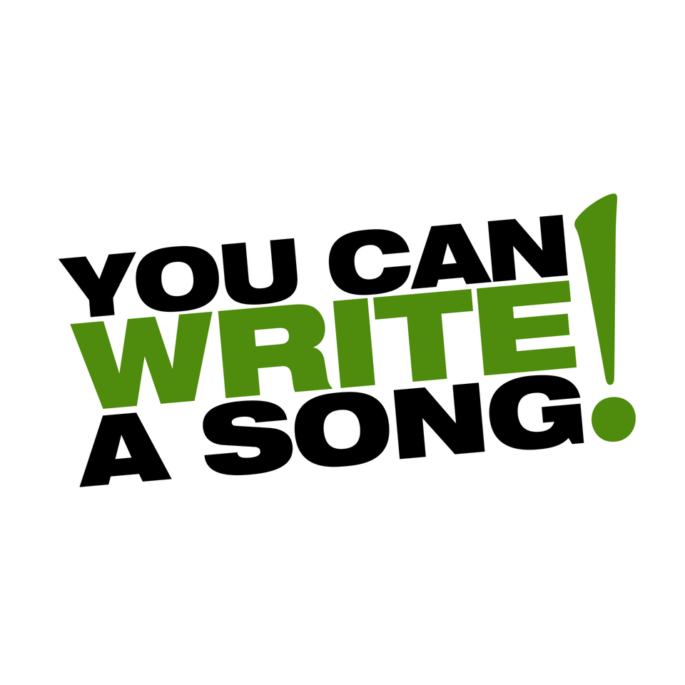 You can write a song logo20160513 24625 n1yd0v