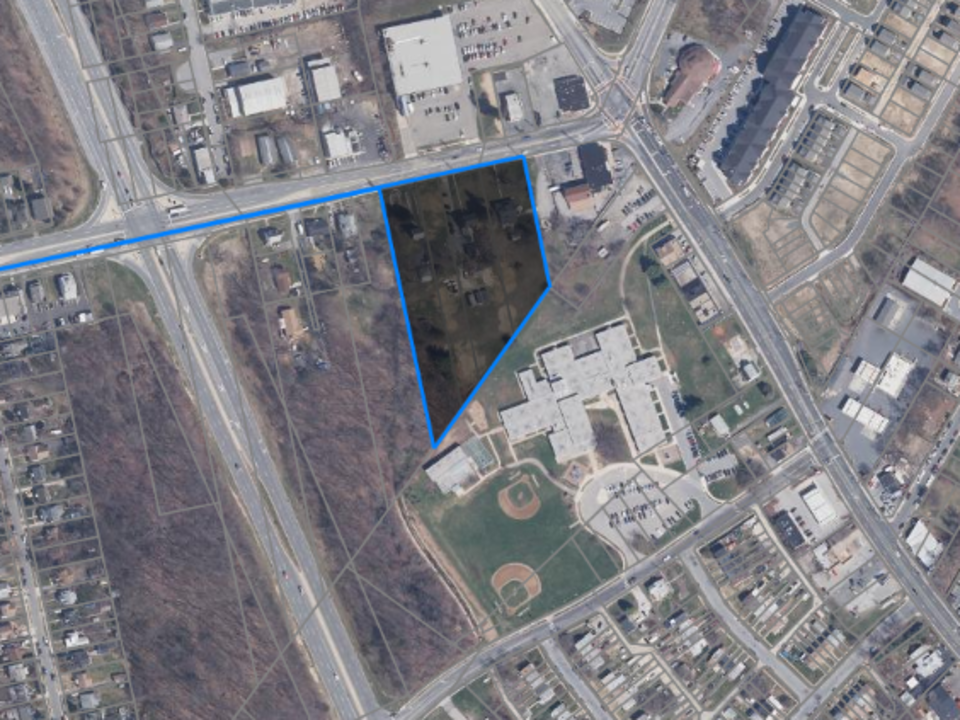 New senior housing proposed for property near Josenhan's Corner