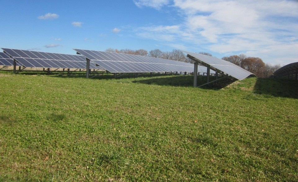 Two solar-panel projects moving forward near Kingsville