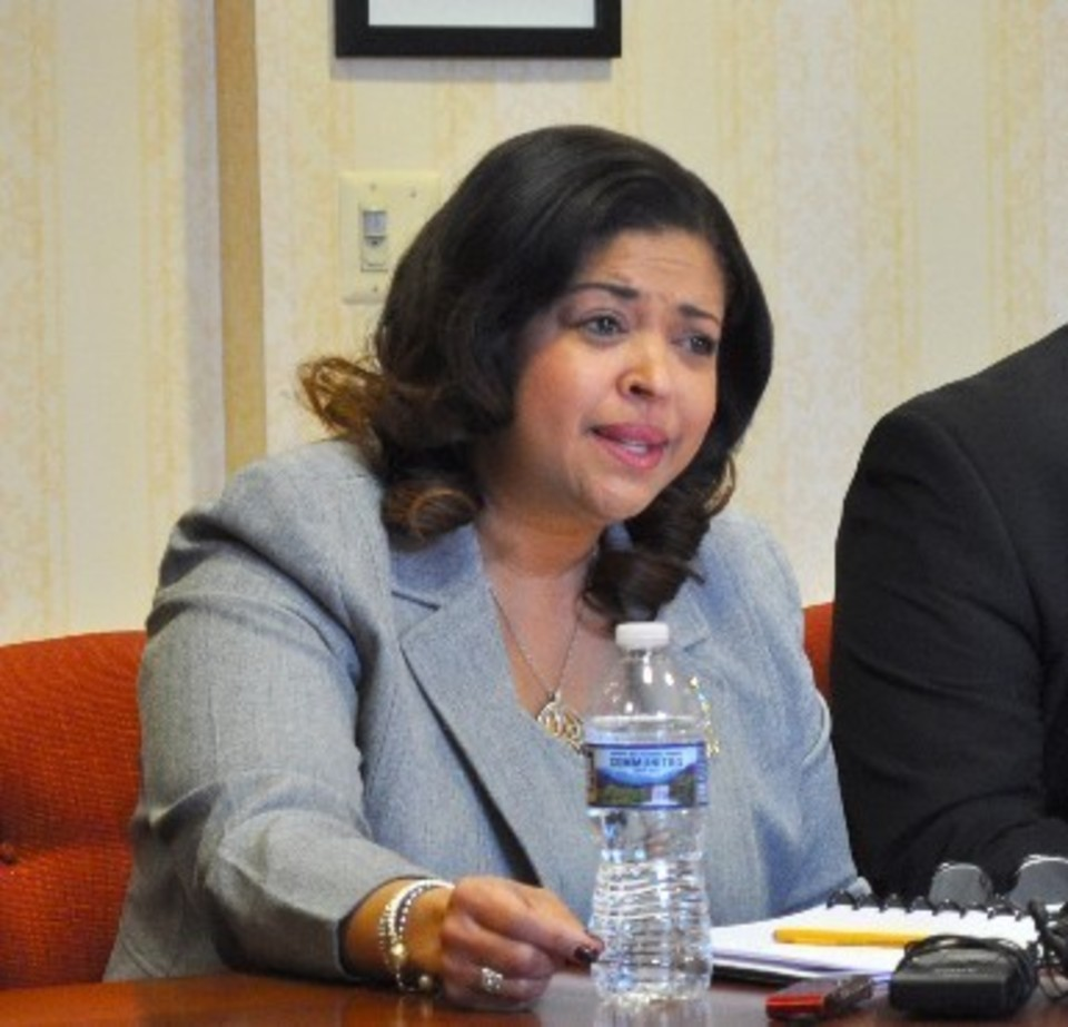 Delegates oppose push to confirm Verletta White as superintendent