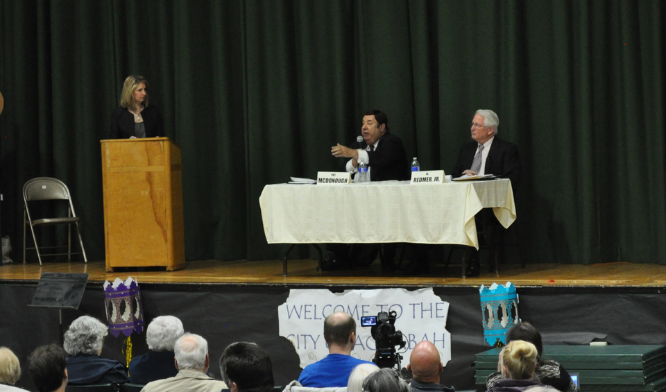 League of Women Voters hosts county executive forums